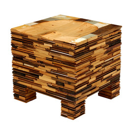 Piet Hein Eek - Scrapwood Pilling Stool