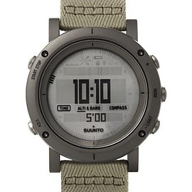 Suunto - Essential Stainless Steel Digital Watch