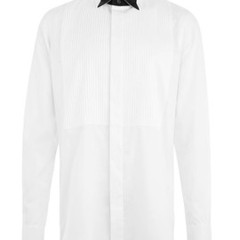 Vivienne Westwood - White Bow Tie Collar Dress Shirt