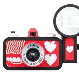 Lomography - La Sardina & Flash - 'Virginia is for Lovers'
