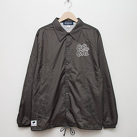 cup and cone - Coaches Jacket - Charcoal