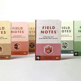 """FIELD NOTES - """"WORKSHOP COMPANION"""" edition"""