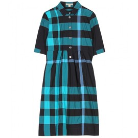 Burberry Brit - DARIELA DRESS WITH CHECK PRINT