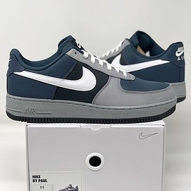 NIKE - Air Force 1 Low By You - Futura Dunk SB Inspired