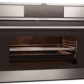 AEG - AEG KE7415001M 45cm High Compact Multifunction Oven in Stainless Steel