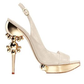 Christian Dior pumps - Platform Pump Shiny