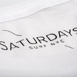SATURDAYS SURF NYC - Paint Stroke T-Shirt