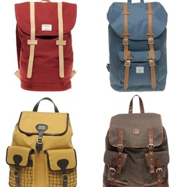 herschel - backpack herschel sandqvist barbour asos BACKPACKS SANDQVIST + HERSCHEL SUPPLY + BARBOUR + ASOS |  ASOS 20% PROMO CODE