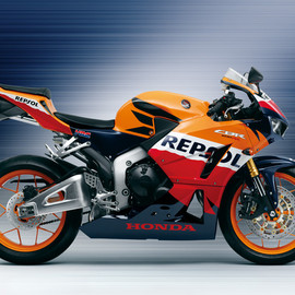 Honda - CBR600RR SP (PC40) : Repsol