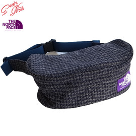 The North Face Purple Label - HARRIS TWEED FUNNY PACK
