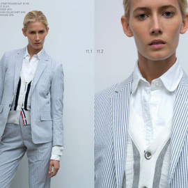 THOM BROWNE - Outfit 5 From 2008 S/S