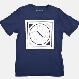 Saturdays - Compass T-Shirt