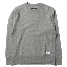 Maiden Noir - Crewneck Training Fleece Grey