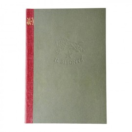 IL BISONTE - Notebook A5 / 5412306298