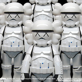 KAWS - STAR WARS StormTrooper KAWS Version