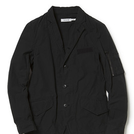 nonnative - TROOPER JACKET C/N WEATHER CLOTH