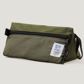 STUSSY Livin' GENERAL STORE, Topo Designs - GS Dopp Kit