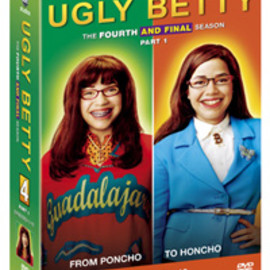UGLY BETTY THE 4TH and FINAL SEASON COLLECTORS BOX PART1