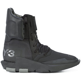 Y-3 - Lace-up sneakers