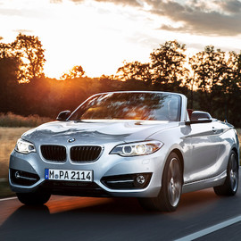 BMW - 228i convertible