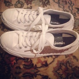 benjamintyo - converce jack purcell studded