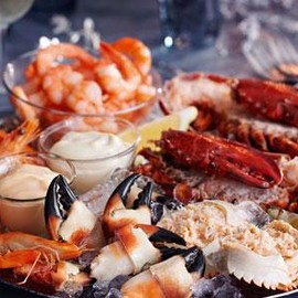 Marks & Spencer - Shellfish Platter