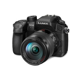 Panasonic - LUMIX DMC-GH4