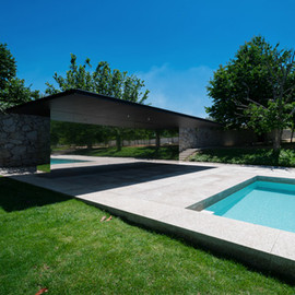 Joao Mendes Ribeiro - Swimming Pool in Chamusca da Beira, Portugal