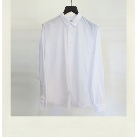 Maison Martin Margiela 10 - White Button Down Shirt