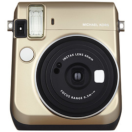 MICHAEL KORS, FUJI FILM - MICHAEL KORS x FUJI FILM Instax Mini 70 camera