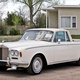 Rolls-Royce - Silver Shadow Pickup '1967