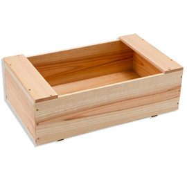 LIVING CONCEPT - WOOD BOX