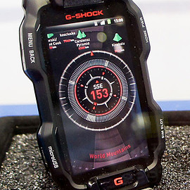 Casio - Android G-Shock SmartPhone