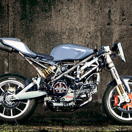 Icon Motosports - Ducati 1000DS TIFIGHTER
