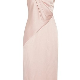 Jason Wu - Draped charmeuse midi dress