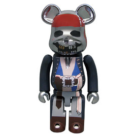 MEDICOM TOY - 超合金 BE@RBRICK Pirates of the Caribbean