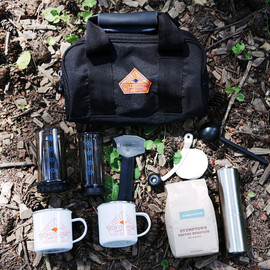 POLER - POLER X STUMPTOWN  CAMP COFFEE KIT