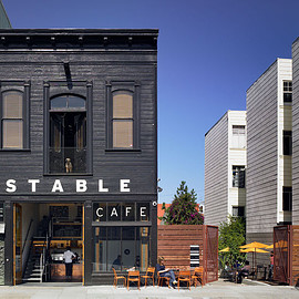 Mission District, San Francisco - STABLE CAFE