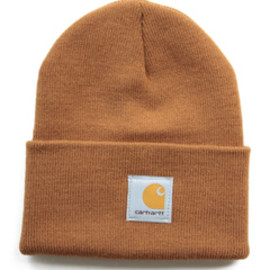 carhartt - Acylic Watch Hat (carhartt brown)