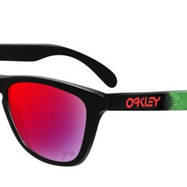 OAKLEY - Limited Edition Jupiter Camo Frogskins