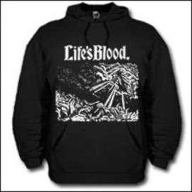 Life'sBlood - Hooded Sweater