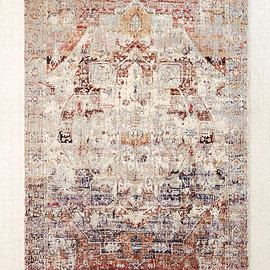 urban outfitters - Arabella Worn Woven Rug
