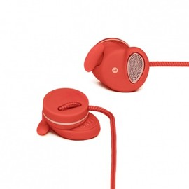 URBANEARS - Medis Earphone, Tomato