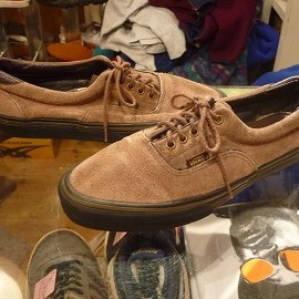 "vans - 「<used>80s vans ERA SUEDE brown""made in USA"" size:US9/h(27.5cm) 17800yen」完売"