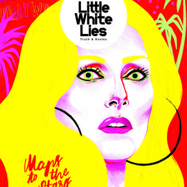 The Church of London Publishing - Little White Lies 55: The Map to the Stars Issue