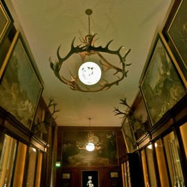 Le Musée de la Chasse et de la Nature, Paris 3e. - Museum of Hunting and Nature