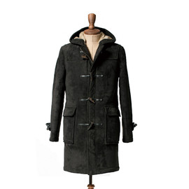glamb - Glover duffle coat by Gloverall