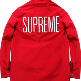 Supreme - Taped Seam Fishtail