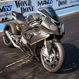 Roland Sands Design (RSD) - BMW S1000 RR DRAG BIKE