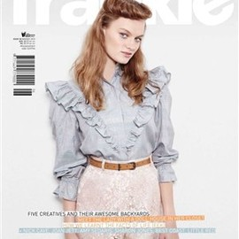 Frankie Magazine - Issue #37, November-December